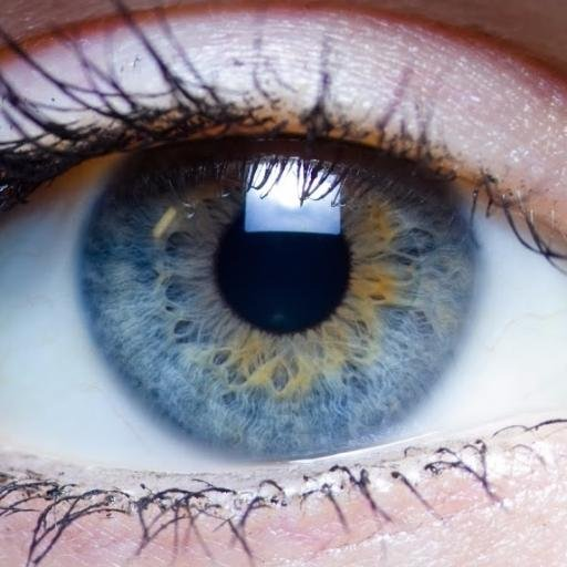 ogen laseren blindheid